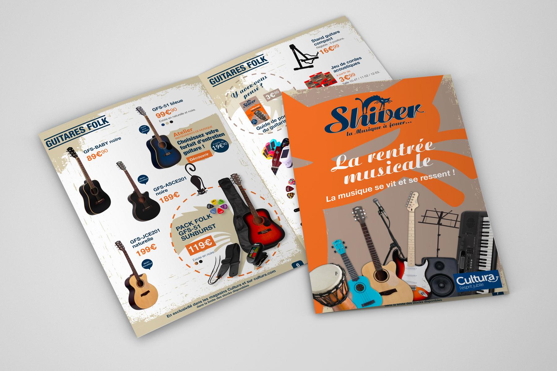 Catalogue Shiver Cultura