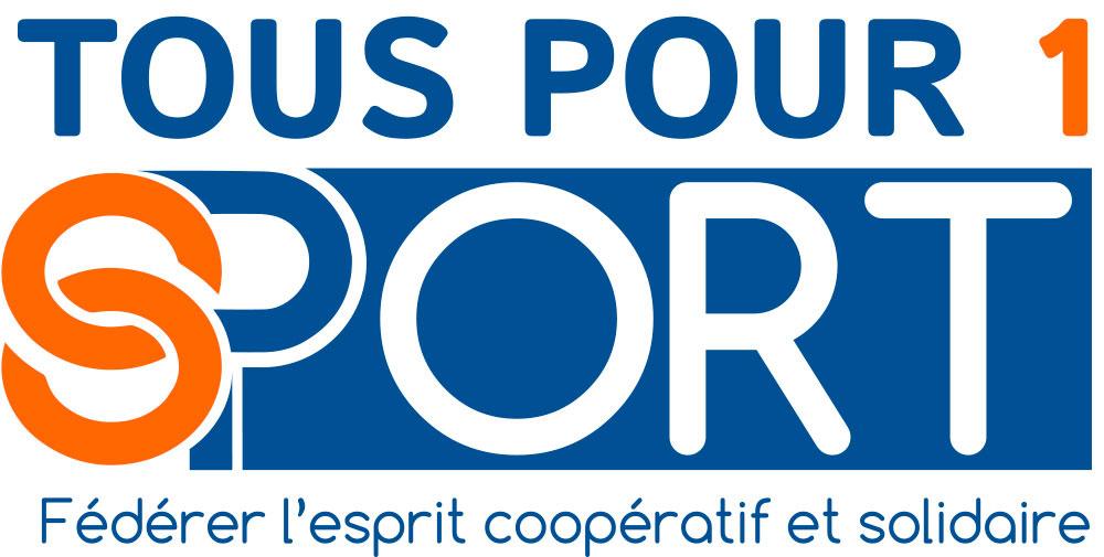 logo Tous pour 1 Sport