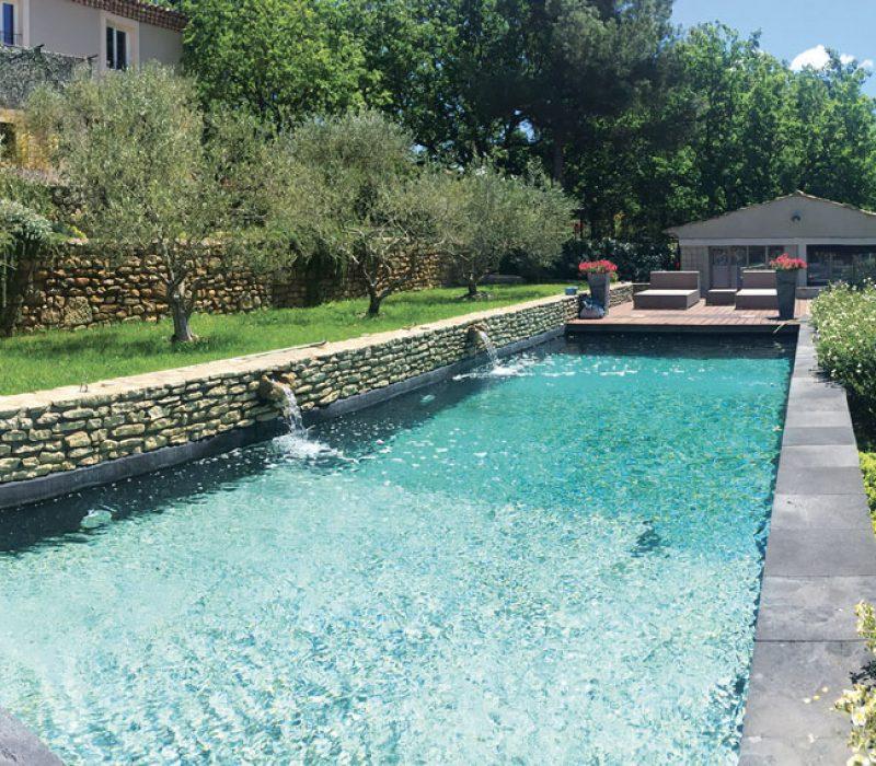 Musset Pool Design